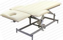 Массажный стол Профи 3.1 с электроприводом
