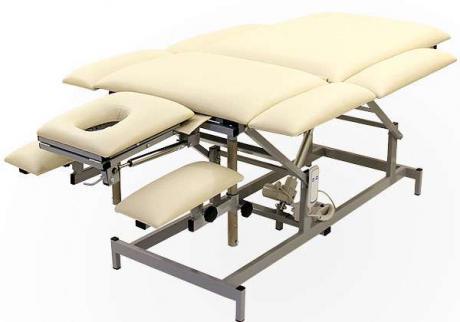Массажный стол Профи 5.1 с электроприводом